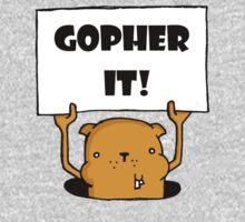 Gopher It! One Piece - Short Sleeve
