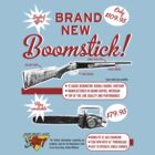 The brand new Boomstick by MalvadoPhD