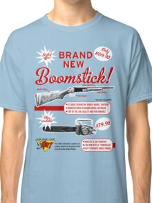 The brand new Boomstick Classic T-Shirt