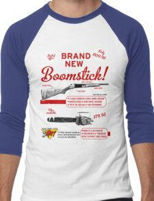 The brand new Boomstick Men's Baseball ¾ T-Shirt