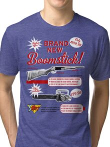 The brand new Boomstick Tri-blend T-Shirt
