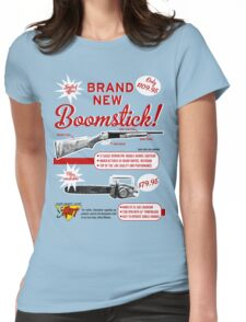 The brand new Boomstick Womens Fitted T-Shirt
