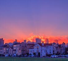 San Francisco: Good Morning by Evan Weiss