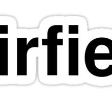 fairfield Sticker