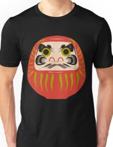 Japanese Daruma T-Shirt Unisex T-Shirt