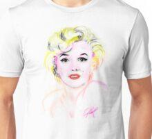 marilyn monroe t-shirt Unisex T-Shirt