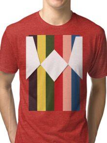 The Worst Zyuranger Shirt Ever Tri-blend T-Shirt