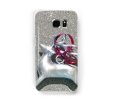 Christmas:  Red Ribbon Reindeer Samsung Galaxy Case/Skin
