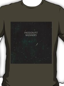 Passion Pit- Manners T-Shirt