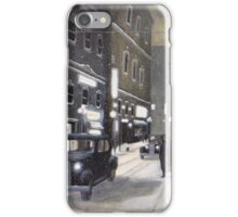 An Evening on Portage Avenue iPhone Case/Skin