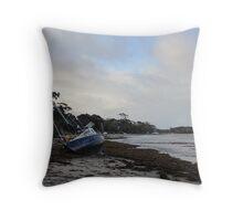 """""""I hate Mondays """" 2  ... (Callala Bay, NSW  6.6.12) Throw Pillow"""
