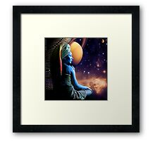 Cosmic Perspective Framed Print