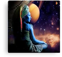 Cosmic Perspective Canvas Print