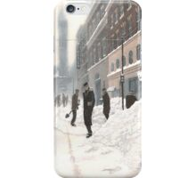 Blizzard on Bay iPhone Case/Skin