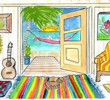 The Beach House by Hbeth