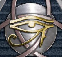 Horus Vesica Sticker