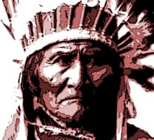 Geronimo Sticker