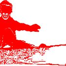 skeleboarder by asyrum