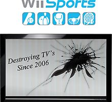 Wii Destruction by DeeDeR