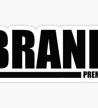 Brand Premium Sticker