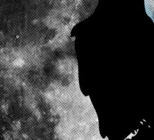 Lunar Geometry Sticker