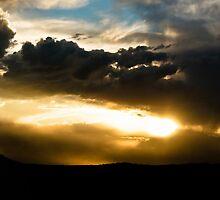 Storm Cloud Panorama - Colorado by Jason Heritage