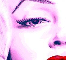 Marilyn Monroe by JEMMA GULSHER