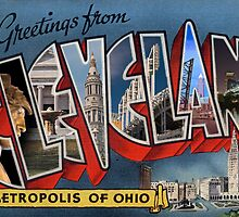 Greetings from Cleveland by MClementReilly