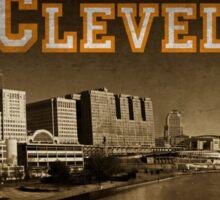 Cleveland Ohio Sticker