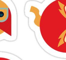 Sticker Sheet: Fiasco Sticker