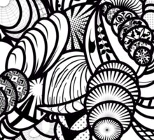 Tribal Abstract Sticker