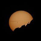 SOLAR TRANSIT OF VENUS 2012, TUCSON, ARIZONA by Bluecornstudios