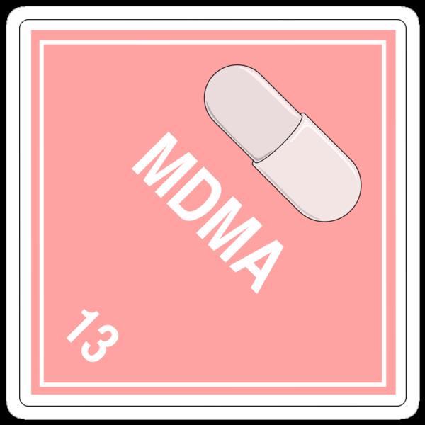 MDMA: Hazardous! by glyphobet