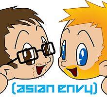 Manga Ross & Steve by Steve Edwards