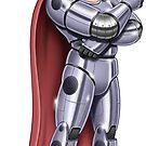 Superheroes - Iron Mohawk by GerbArt