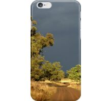 Sunshine on a Rainy Day 1 iPhone Case/Skin