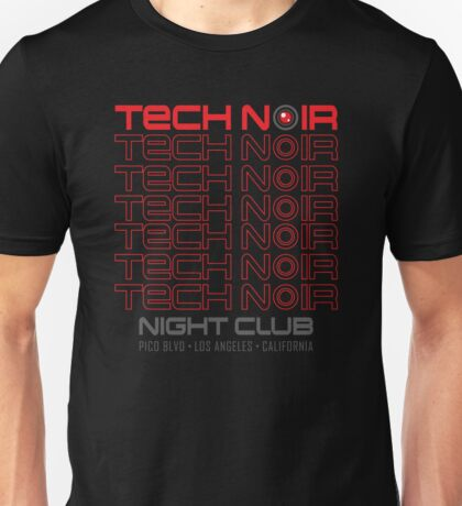 TECH NOIR Unisex T-Shirt
