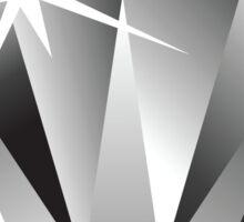 diamond design Sticker