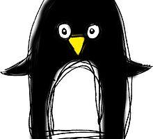 Penguin by Claire Dimond