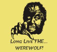 Long Live The Werewolf! One Piece - Short Sleeve