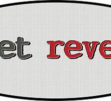 sweet revenge - sticker by vampvamp