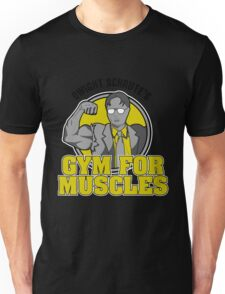Dwight Schrute's Gym for Muscles Unisex T-Shirt