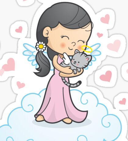 Little angel Sticker