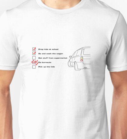 Wagon - Chest Design #3 Unisex T-Shirt