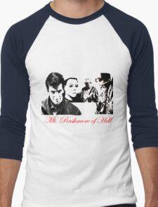 The Founding Fathers of Horror  Men's Baseball ¾ T-Shirt