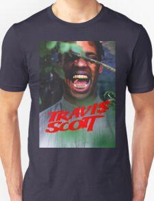 Travis Scott Rodeo Young Thug Tour 2015 SANYUS4 T-Shirt