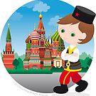 Russian boy by Macy Wong