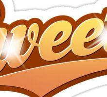 Sweetie - sticker Sticker