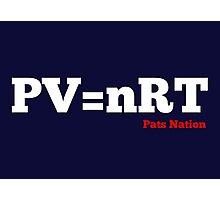 PV=nRT Photographic Print