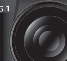 Lumix G1 Sticker